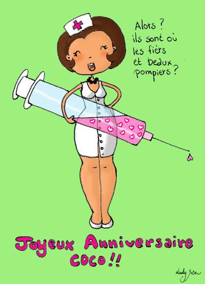 Joyeux Anniversaire Coco Les Gribouillis De Lady Xzeu