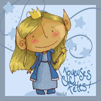 Joyeux Noël! dans Ah que c'est drole carte-princesse-blogok